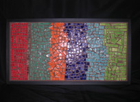 Ceramic Design - Mosaic Wall Art