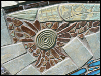 Ceramic Design - Mosaic Wall